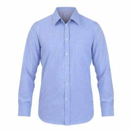 Chemise boutonnée anti-transpiration All-over, NanoDri