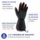 Sous gants chauffants Sancy, Wantalis