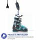 Sèche-chaussures anti Uv, Wantalis