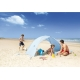 Abri de plage EASY SHELL Ice Blue, certifié anti UV
