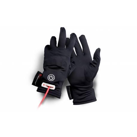 Sous gants chauffants adaptés à la pratique de la plongée, Thermalution
