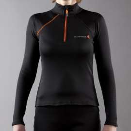 Sous vêtement technique NICKY noir femme, Akammak