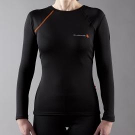 Sous vêtement technique SULKY noir femme, Akammak