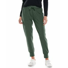 Pantalon Casual anti UV pour femme - Maho Week-end - Deep Olive