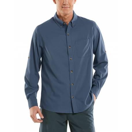 Chemise anti UV pour homme - Aricia Sun Shirt - Navy