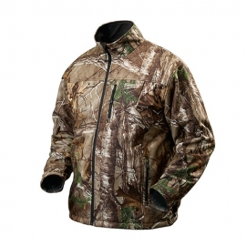 Soft Shell chauffante de camouflage Milwaukee