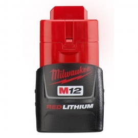 Batterie M12 Red Lithium 4.0 XC Milwaukee