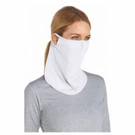 Masque Facial anti-UV pour adulte - Blanc