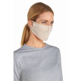 Masque Facial anti-UV pour adulte - Beige