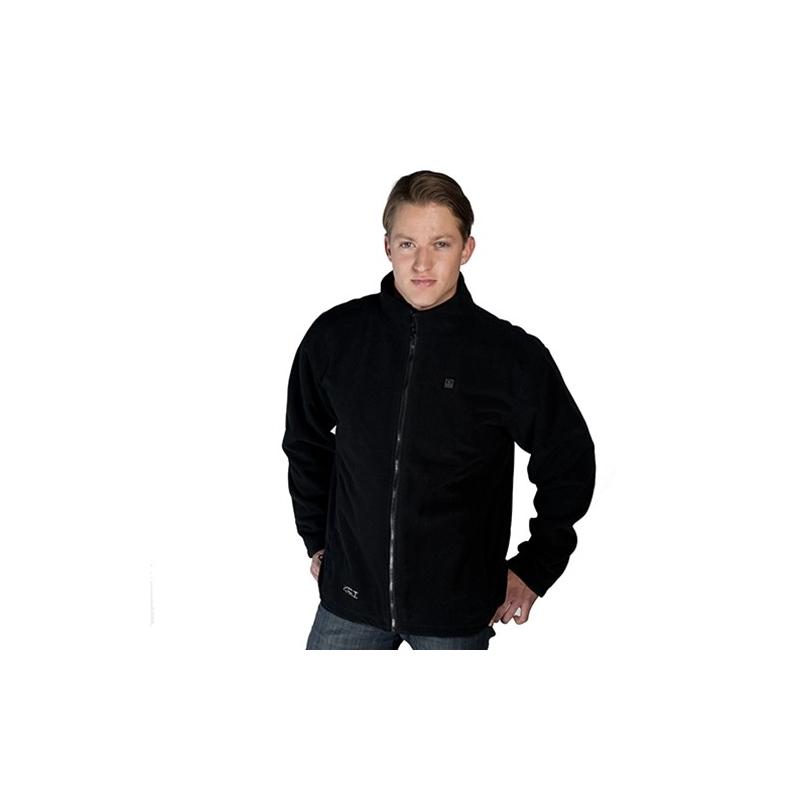 Polaire Homme veste Chauffante Marron Veste Homme TPq0wOZ