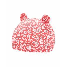 Bonnet pour bébé résistant aux UV - Critter Faune - Pêche / Jungle Floral