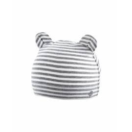 Bonnet pour bébé résistant aux UV - Critter Faune - Gris / Blanc