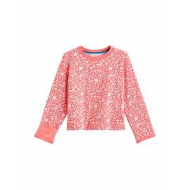 T Shirt anti UV pour bébé - Manches longues - LumaLeo - Jungle Floral
