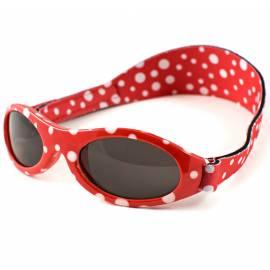 Lunettes de soleil anti-UV pour Enfant - Bubzee - Point Rouge