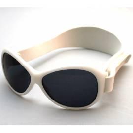 Lunettes de soleil anti-UV pour Enfant - RETRO - Blanc