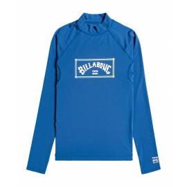 T-shirt anti-UV pour Garçon - Manches longues - Unity - Bleu foncé