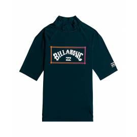 T-shirt anti-UV pour homme - Manches courtes - Unité - Marine