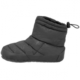 Chaussons chauffants Slippers noir.