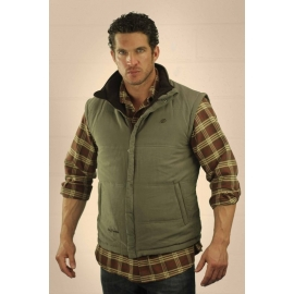 Gilet chauffant Deluxe homme