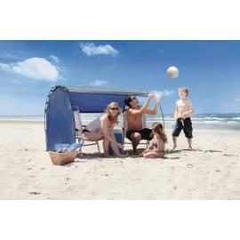 Tente de plage anti uv PREMIUM Bleu certifié