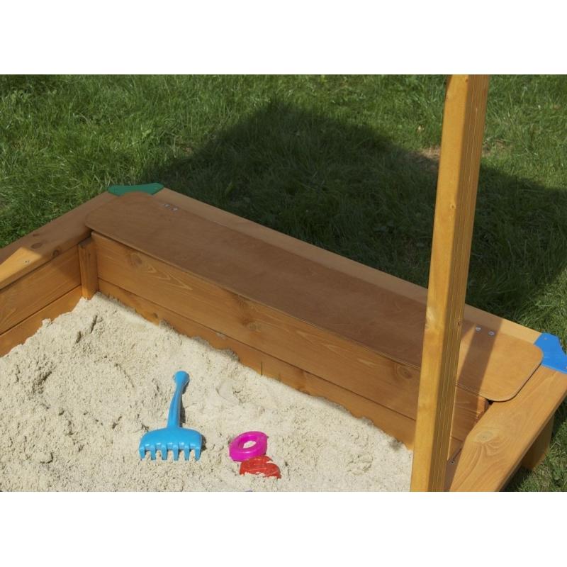 coffre jouets pour bac sable retract. Black Bedroom Furniture Sets. Home Design Ideas