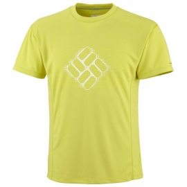 Insight Ice Graphic Homme Vert Chartreuse