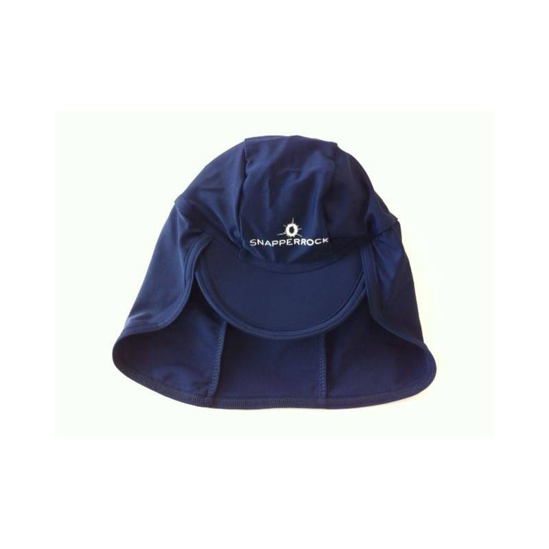 snapper rock casquette anti uv pour b b navy. Black Bedroom Furniture Sets. Home Design Ideas