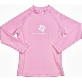 T-Shirt manches longues anti uv - Solid Pink