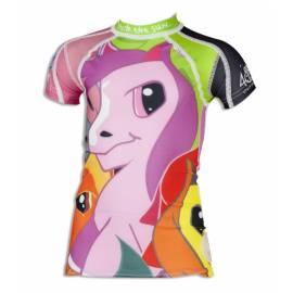 T-shirt anti uv manches courtes enfant - Pony