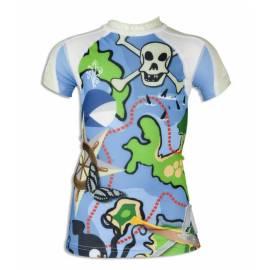 T-shirt anti uv manches courtes enfant - Captain