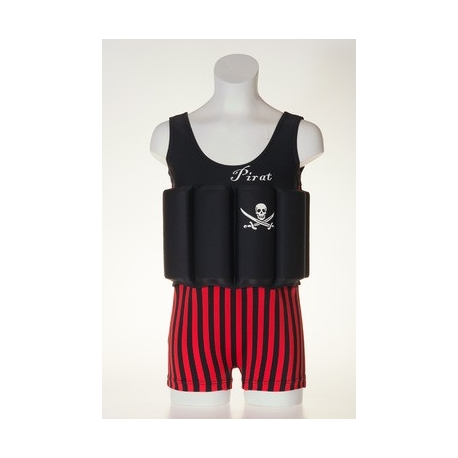 Maillot de bain anti uv flottant Captain Jack mixte