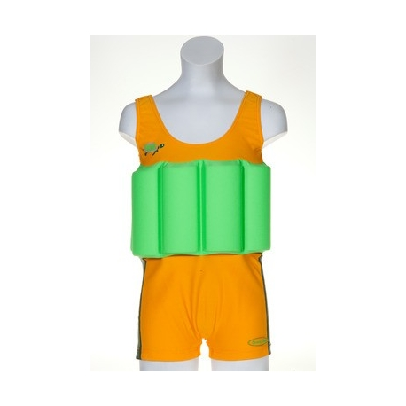 Maillot de bain anti uv flottant Turtle Boy mixte