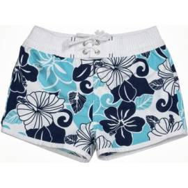 Boardshort anti uv enfant - Bleu Tropical