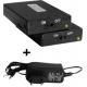 Pack 2 batteries 3.7V + 1 chargeur