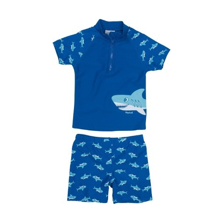 Maillot de bain 2 pièces anti uv enfant - Requin