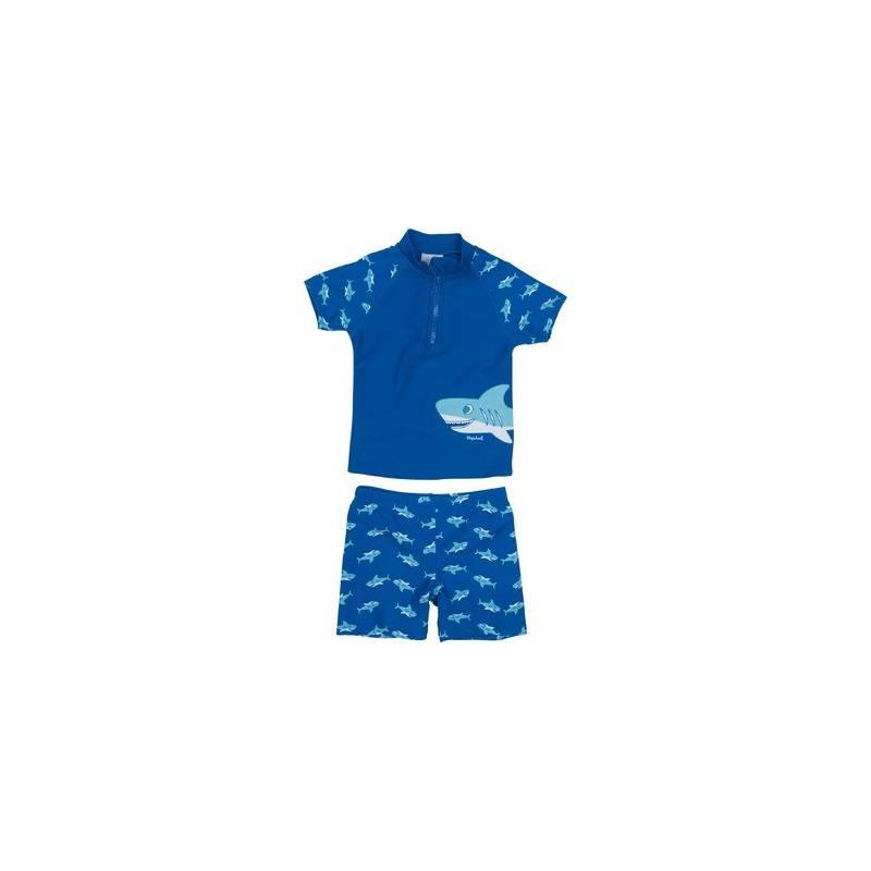 maillot de bain 2 pi ces anti uv enfant requin. Black Bedroom Furniture Sets. Home Design Ideas