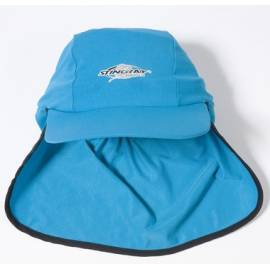Casquette de bain anti uv adulte mixte - Royal
