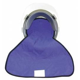 Fond de casque rafraichissant et protège nuque, Techniche