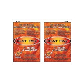 Heat Pax Hand Warmers Techniche