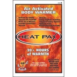 Heat Pax Body Warmers Techniche.