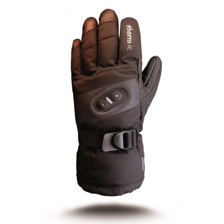 Gants chauffants ski PowerGloves IC 1300 homme, Therm-ic