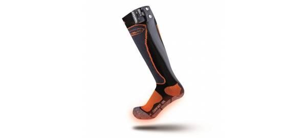 Chaussettes et semelles chauffantes ski