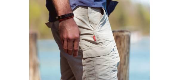 Pantalon anti moustique homme