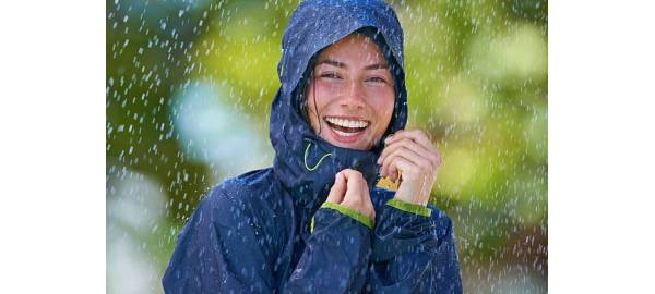 Vêtements de pluie femme