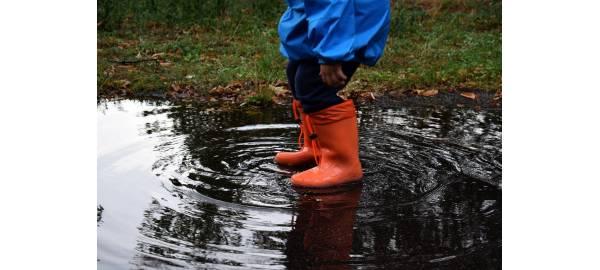 Vêtements de pluie enfant