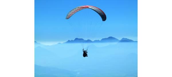 Parapente / vol à voile
