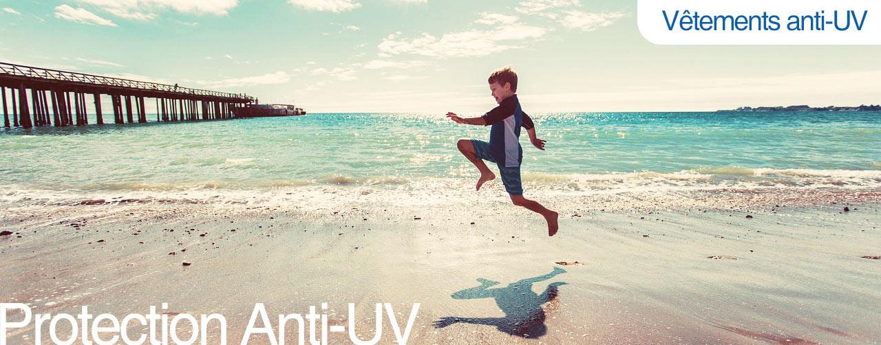 Protection Anti UV Adaptée au Sport de Plein Air SODIFFUSION