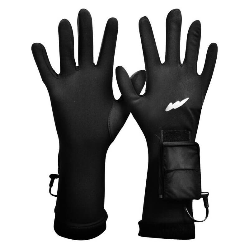 Sous gants chauffants - Maladie de Raynaud