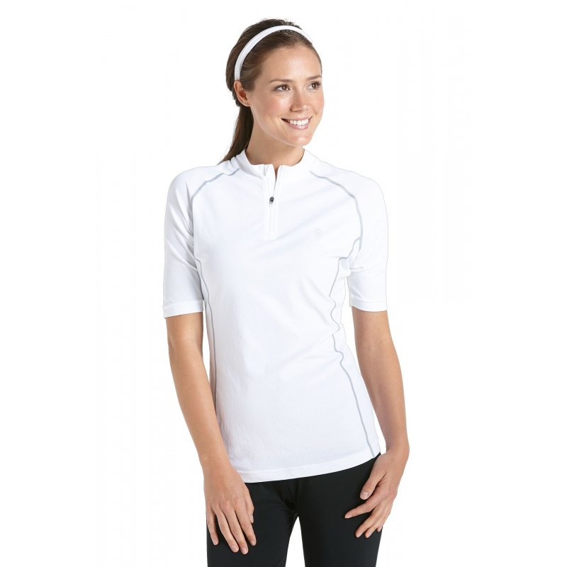 Tee-Shirt Anti UV - T-Shirt   Top Anti-UV Vêtement contre ... 89ad9f45c03a